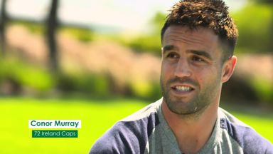Rupert Cox meets Conor Murray