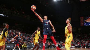 WNBA: Storm 59-88 Mystics