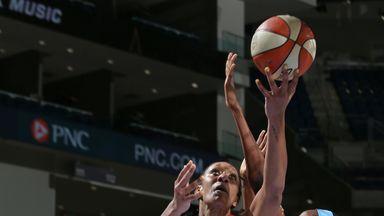 WNBA: Aces 100-85 Sky