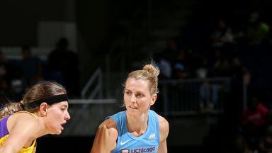 WNBA: Sparks 81-91 Sky