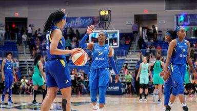 WNBA: Liberty 77-83 Wings