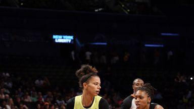 WNBA: Storm 84-69 Liberty
