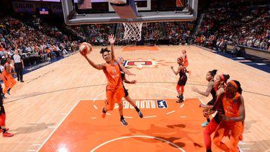 WNBA: Aces 85-89 Sun