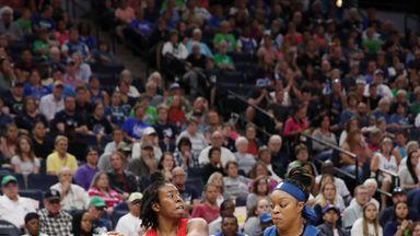 WNBA: Mystics 86-79 Lynx