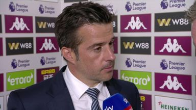 Silva: We didn't take our chances