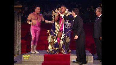 Owen Hart wins King of the Ring