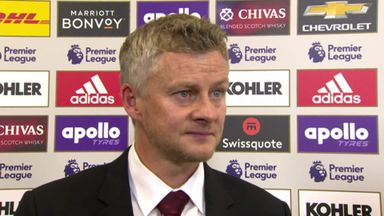 Solskjaer: We weren't clinical enough