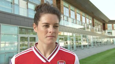 'Arsenal Women excited for CL return'