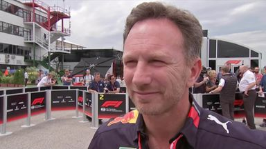 Horner and Marko talk Max's contract