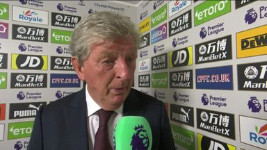 Hodgson: Zaha is a bit rusty