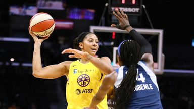 WNBA: Lynx 71-81 Sparks
