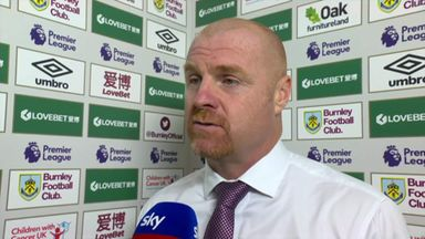 Dyche: They punished us