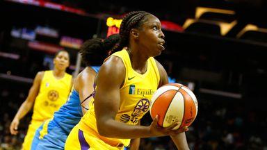 WNBA: Sky 81-84 Sparks