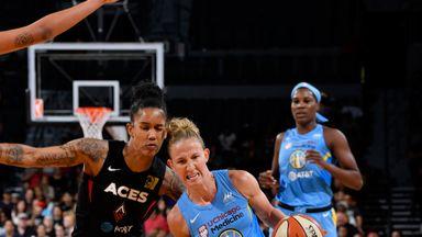 WNBA: Sky 87-84 Aces