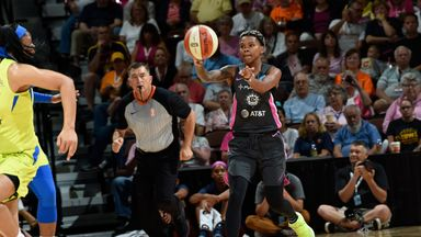 WNBA: Wings 68-78 Sun