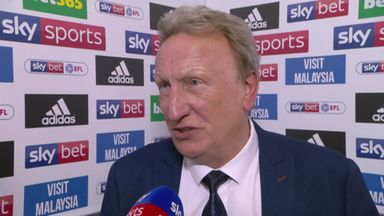Warnock: It was a bit of stupidity