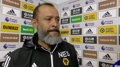 Nuno hails Wolves' spirit