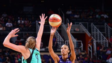WNBA: Liberty 72-78 Mercury