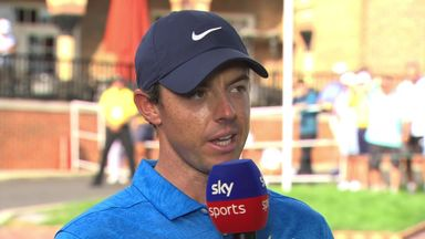 McIlroy in Medinah contention