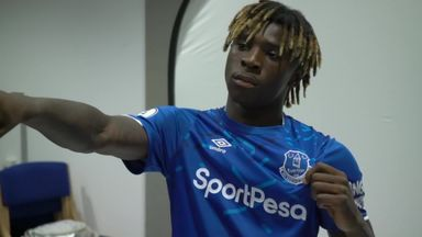 Kean promises to repay Everton fans