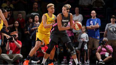 WNBA: Fever 68-107 Mystics