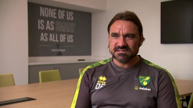 Behind the scenes at Norwich