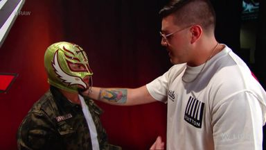 Rey Mysterio considers retirement