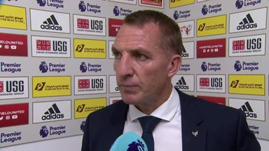 Rodgers: Vardy enjoyed his goal