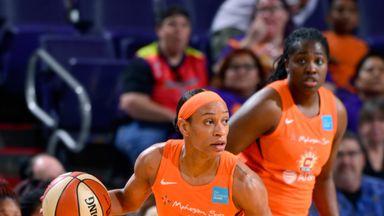 WNBA: Sun 78-71 Mercury