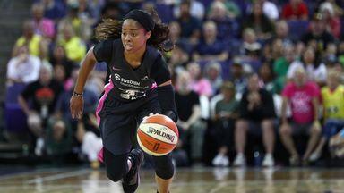 WNBA: Lynx 74-82 Storm