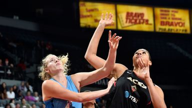 WNBA: Dream 90-94 Aces