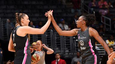 WNBA: Fever 65-98 Sparks