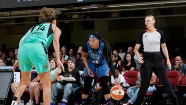 WNBA: Lynx 89-73 Liberty