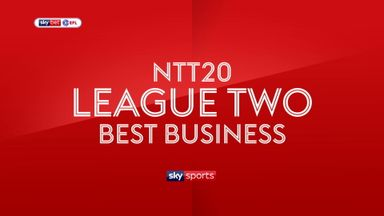 League Two's best business