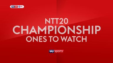 Championship - Ones to Watch