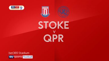 Stoke 1-2 QPR
