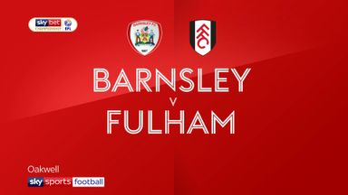 Barnsley 1-0 Fulham
