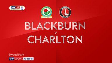 Blackburn 1-2 Charlton