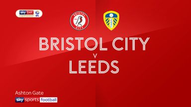 Bristol City 1-3 Leeds