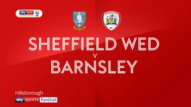 Sheffield Wednesday 2-0 Barnsley