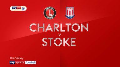 Charlton 3-1 Stoke