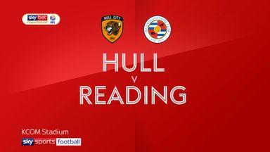 Hull 2-1 Reading