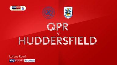 QPR 1-1 Huddersfield