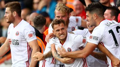 Bournemouth 1-1 Sheff Utd