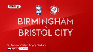 Birmingham 1-1 Bristol City