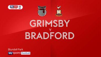 Grimsby 1-1 Bradford