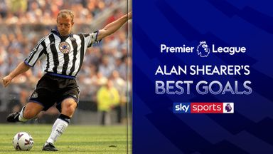 Shearer's Best Premier League Goals