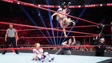 Bliss & Cross defeat The Kabuki Warriors