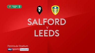 Salford 0-3 Leeds