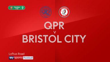 QPR 3-3 Bristol City (5-4 pens)